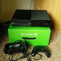 Xbox one WASHINGTON