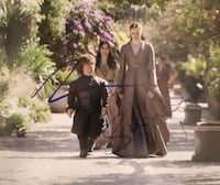 Peter Dinklage & Sophie Turner Signed GoT 8x10 Calgary, T3A 3T5