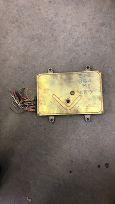 brass electronic device