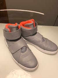 Nike Marxman - Stealth Grey/Hot Lava - Size10 Grand Rapids, 49525