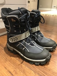 Men's winter boots - great condition