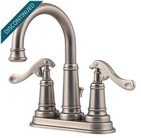 PFISTER Ashfiel 43-YPOE Rustic Pewter finish faucet Woodbridge, 22191