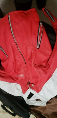red zip-up jacket Grande Prairie, T8V 5G9