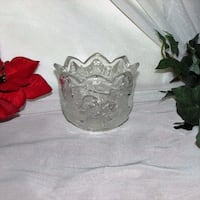 $4 Mikasa Christmas Story Candle Holder Holiday De Mississauga