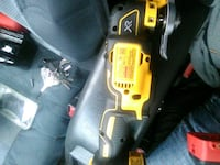 black and yellow Dewalt cordless power drill Chicago, 60602