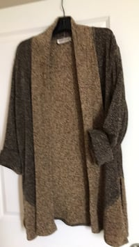 BROWN &CAMEL SWING COAT,INCREDIBLY SOFT WOVEN FABRIC ,MADE IN MOROCCO London, N6J 0A4