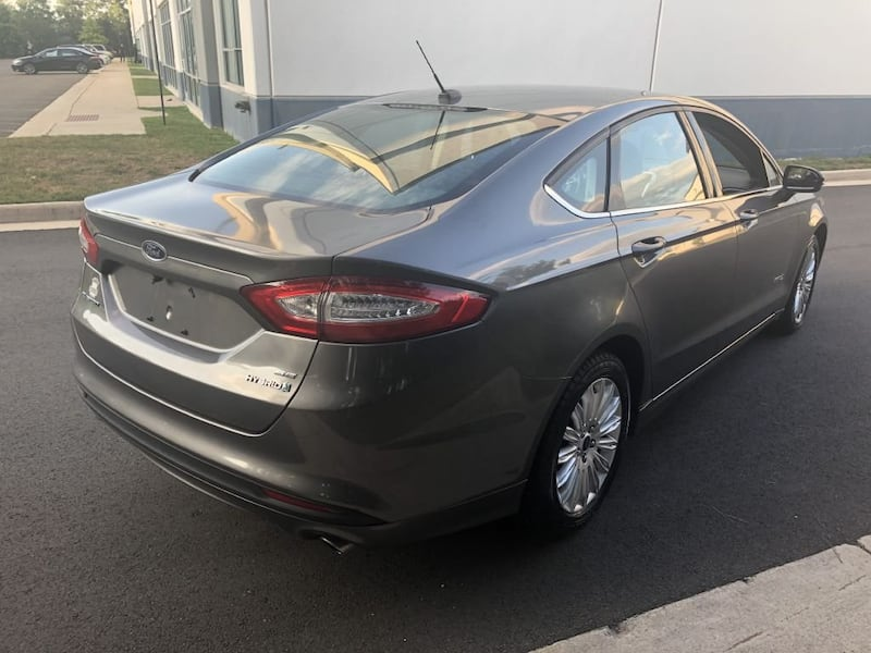 Ford Fusion 2014 6