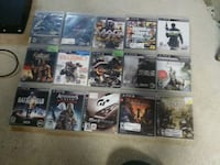 assorted Sony PS3 game cases New Tecumseth, L9R 0A6