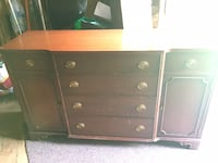 2 Pieces-China Cabinet and sideboard Berlin