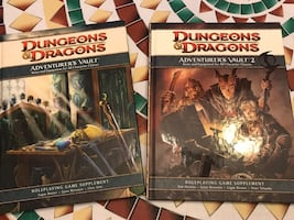 Dungeons & Dragons books