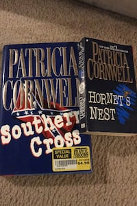 Southern Cross and Hornet's Nest by Patricia Cornwell