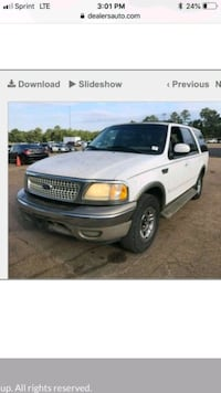 2000 Ford Expedition Clinton