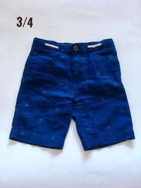 Size 3-4 Joe Shorts in Excellent Condition Montréal, H4M 0A1