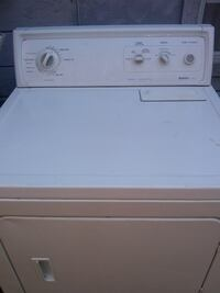 white front-load clothes dryer Bakersfield, 93305
