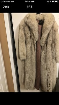 Fox Fur Coat Toronto, M9N