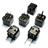 BEST All IN ONE Universal Travel Power Adapter Plug Kit Hamilton, L9C 2T7