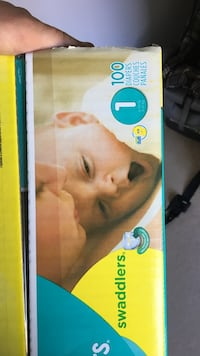 Never opened box of diapers 8-14 lb Keymar, 21757