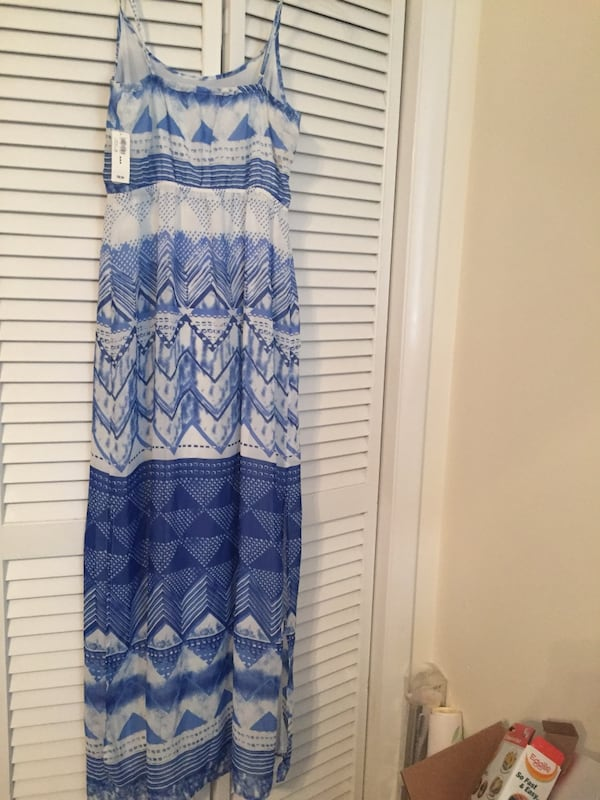 NWT Old Navy Long Dress 3