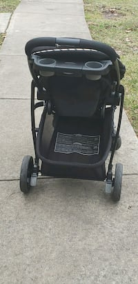 baby's black and gray stroller Lorton, 22079