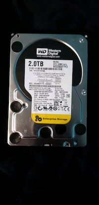 Western Digital 2TB bare drive