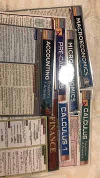 $1 EACH QuickStudy Cards BarCharts Silver Spring, 20902