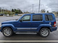 2009 Jeep Liberty Limited 4WD Londonderry