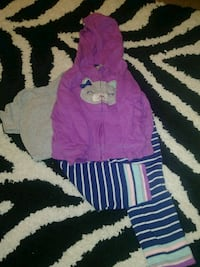 3 piece set for girl 18m Dundee, 48131