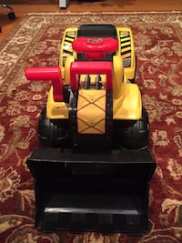 Fisher Price  ride-on bulldozer Bethesda, 20817