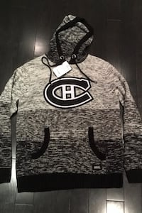 Men's sweater/hoodie, Montreal Canadiens NHL licensed, size M