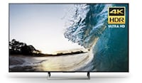 """Sony 65"""" 4K UHD HDR Android Smart LED TV  Toronto, M1W 1Y3"""