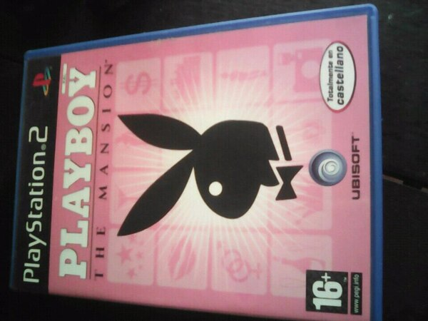PS2 Playboy the mansión