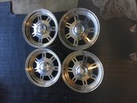 16 inch centerline chromerims