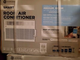 GE Smart 8,000 BTU Window Air Conditioner