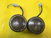Jdm fog lights after market removed from Toyota supra mk4  Vernon, 90058