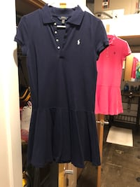 Ralph Lauren Girls Polo Dresses XL Des Moines, 50309