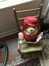 Christmas Paddington Bear