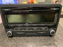 VW audio unit