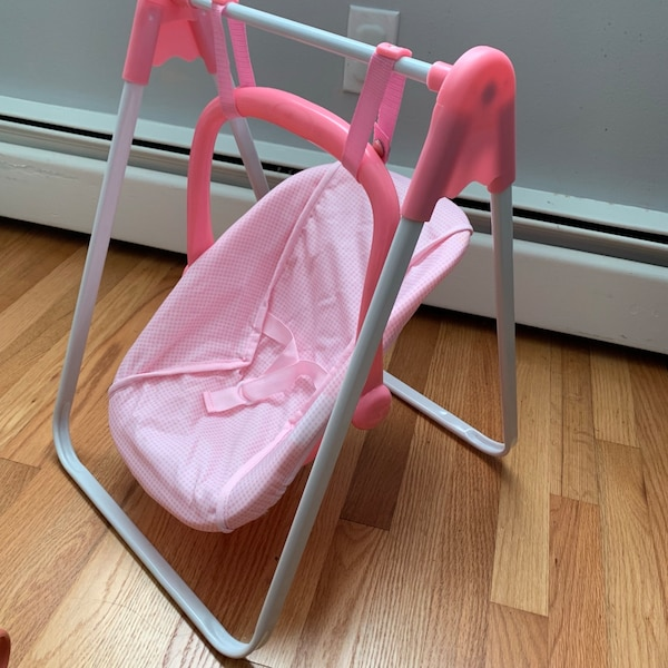 Used Baby Doll Swing For Sale In North Chesterfield Letgo
