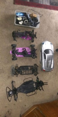 I have rc cars and parts. None complete Las Vegas, 89103