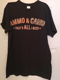 New LARGE t shirt $10.00 Lethbridge