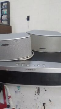 Bose CD and DVD player