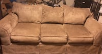 Matching sofa, loveseat, oversized chair w/ ottoman. Austin, 78757