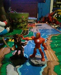 iron man and jack sparrow action figures Hagerstown, 21740