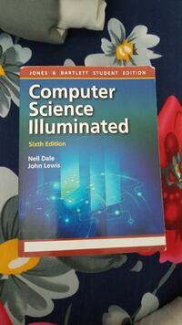 Computer Science illuminated sixth edition Surrey, V3T 4S6