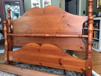 Double sized bed frame NORWALK
