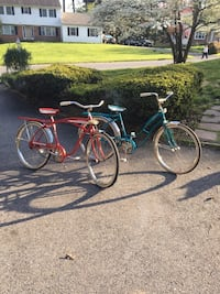 His and hers 1960's roadmaster deluxe skyrider Rockville, 20852