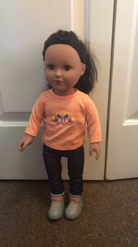 My life doll Dover, 03820