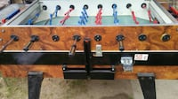 Tornado Foosball Table - coin operated  Quinte West