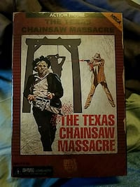 Neca The Texas Chainsaw Massacre Action Figure