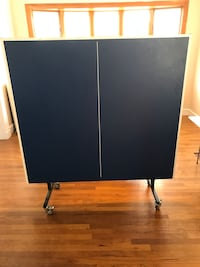 Official size ping pong table